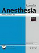 Poza Journal of Anesthesia
